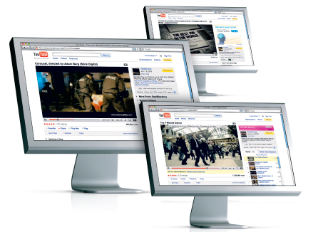 Reklame i en multi-screen verden