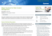 Gartner Magic Quadrant for Web Content Management 2015